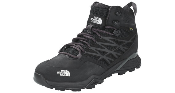 The North Face Hedgehog Hike Mid GTX Shoes Men TNF black/TNF black
